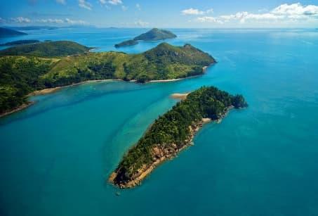 Extension : Croisière dans les îles Whitsundays