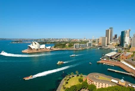 L'Australie du sud au nord