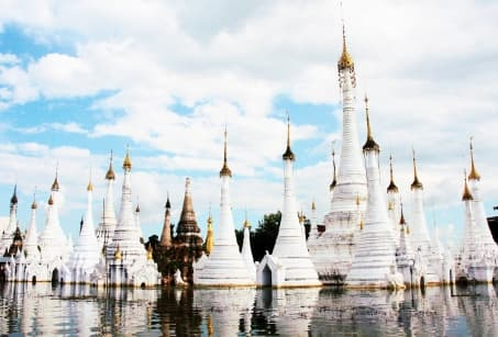 Birmanie : Vélo à Bagan et Rando au Lac Inle !