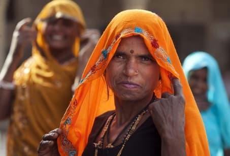 Inde : Le Rajasthan, de villages en palais