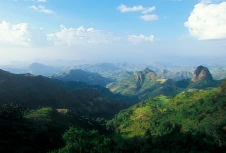 Ethiopie : Trek à Simien et chutes du Nil Bleu