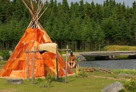 Pourvoiries & Amérindiens au Canada