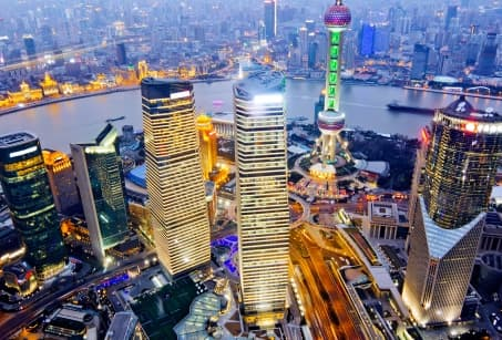 Shanghai à la folie !