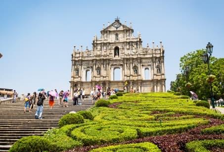Macau, d'Orient et d'Occident