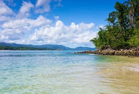 Extension : Sur mon île