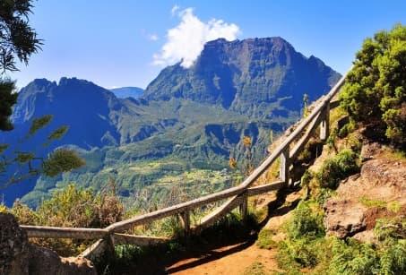 A la découverte de l'île de la Réunion