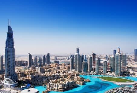 Etincelante Dubaï