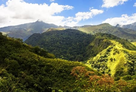 Entre terre et mer, des Andes aux Caraïbes