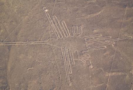 Lignes de Nazca, ville blanche et Machu Picchu