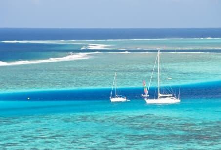 La Polynésie en catamaran