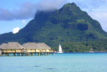 Lagons et authenticité, magie de la Polynésie