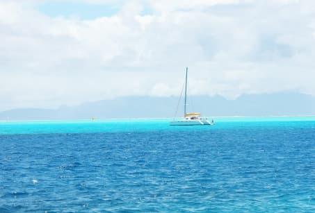 Ma croisière privée en Polynésie