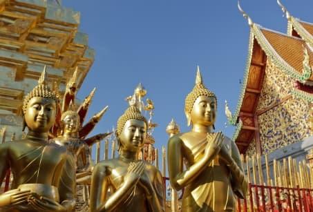 Duo de charme : Bangkok et Chiang Mai