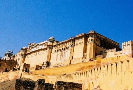 Ma famille au Pays des Maharaja