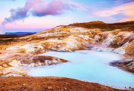 Ma tribu en Islande, Cap sur les volcans