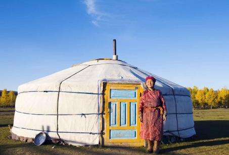 La Mongolie centrale : Khangai, lac blanc et Bayangobi