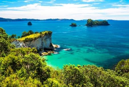 Trésors cachés de Nouvelle Zélande
