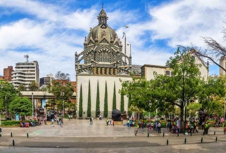 Au cœur de Medellín