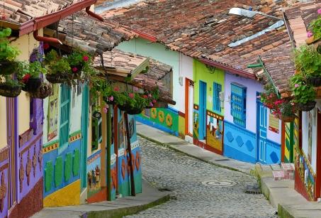 Des Andes aux Caraïbes colombiennes