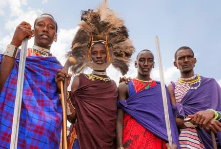 Safari et Peuples de Tanzanie