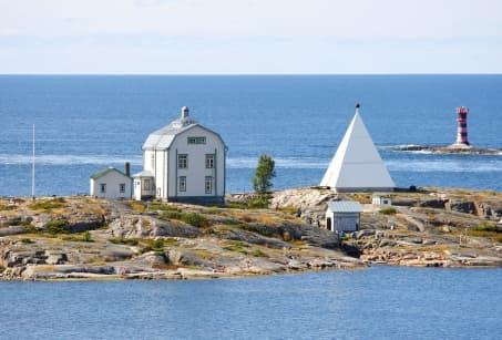 Archipels de la Baltique, au fil de l'eau...