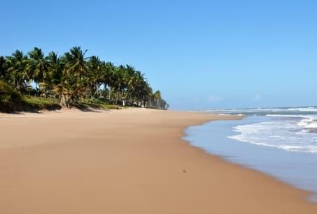 Bahia, de l'ocre à l'azur