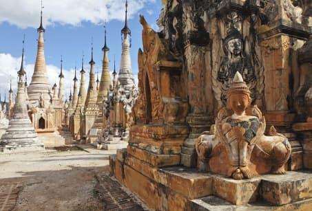Birmanie, terre aux merveilles