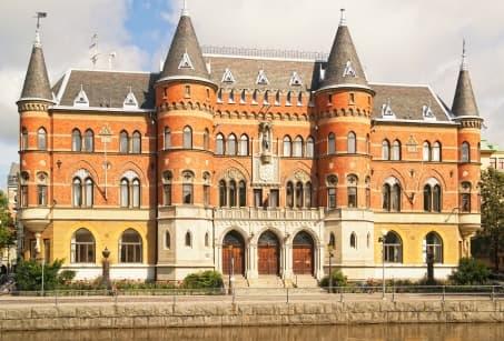 Coeur de Suède, Côtes du Danemark