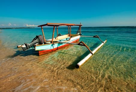 Extension - Les îles Gili