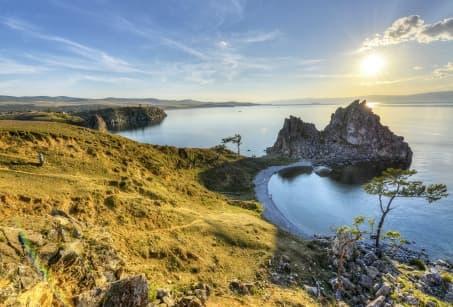 Le lac Baïkal chez l'habitant