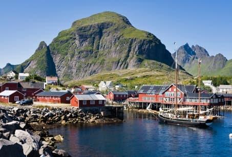 Ma cabane de pêcheur aux Lofoten