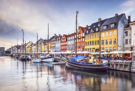 Suède & Danemark, d'une rive à l'autre