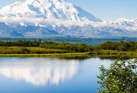 Alaska, Nature à l'état sauvage