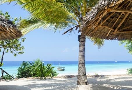 Idylle à Zanzibar