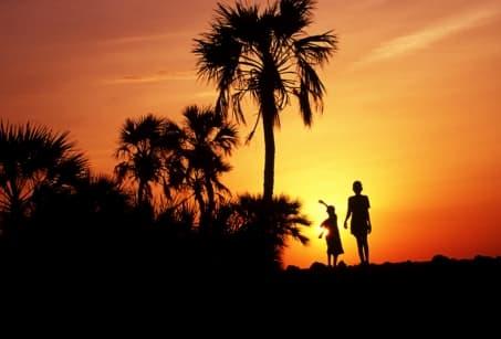 Savanes et plages dorées du Kenya