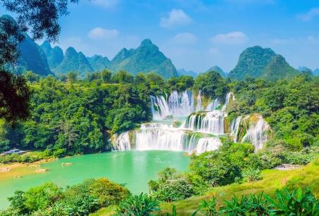 Echappée nord vietnamienne