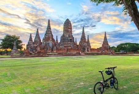 Le Cambodge à Vélo