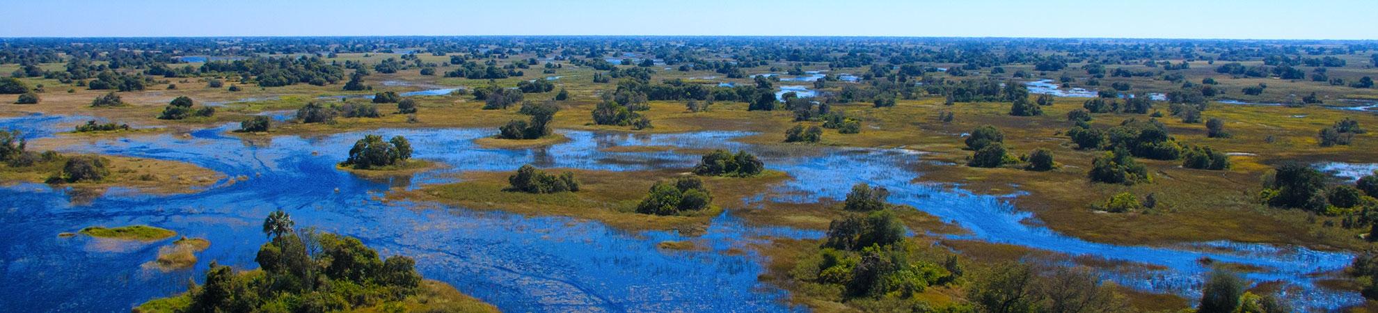 Voyage Delta de l'Okavango