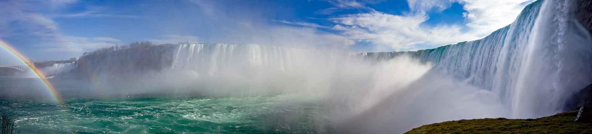 Voyage Chutes du Niagara