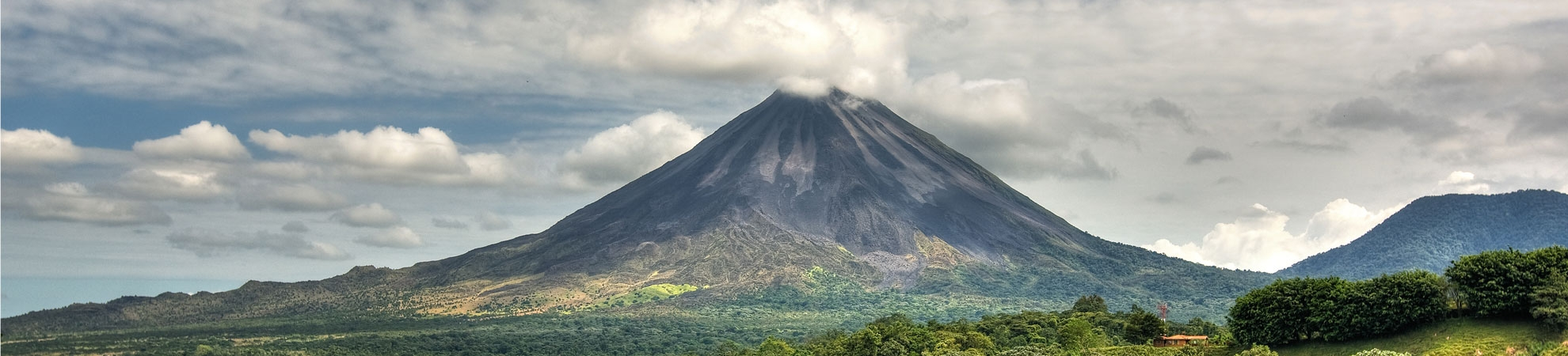 Voyage Arenal (volcan)