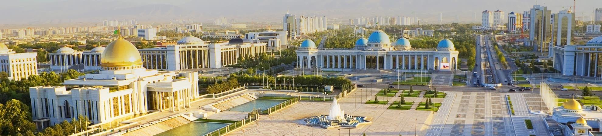 Voyage Turkménistan