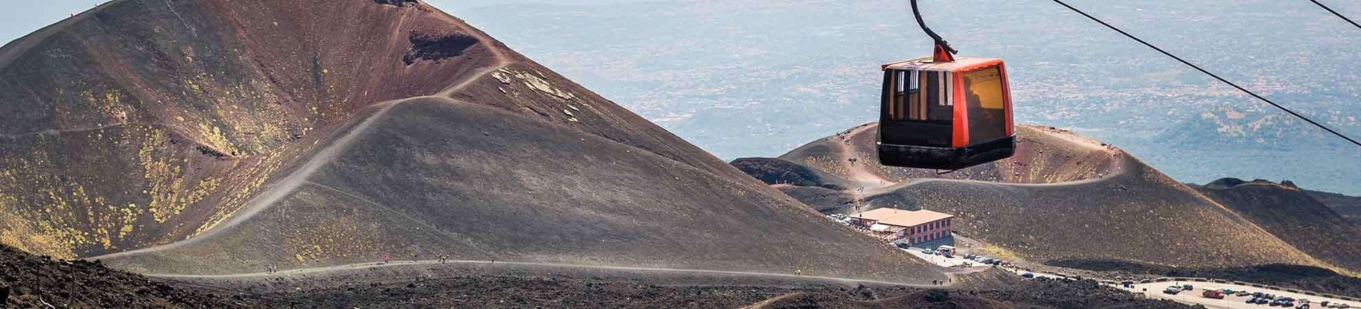 Voyage Etna