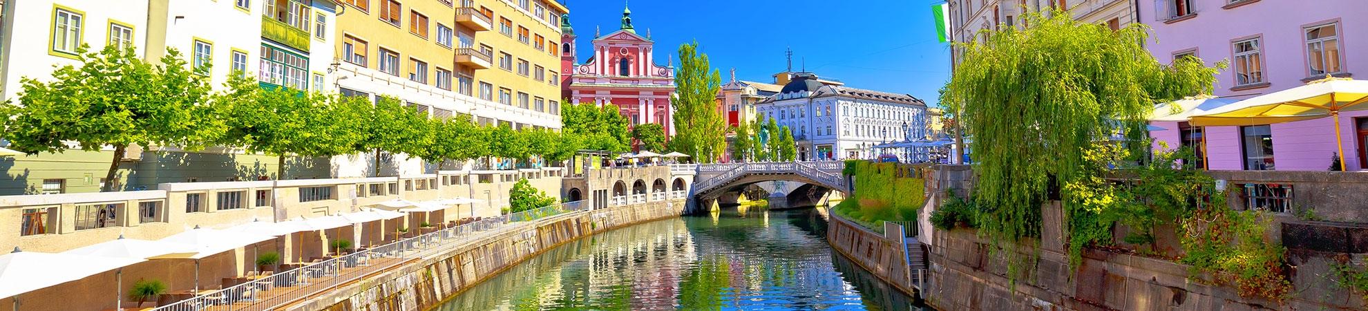 Voyage Ljubljana