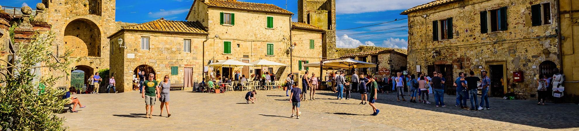 Voyage Monteriggioni