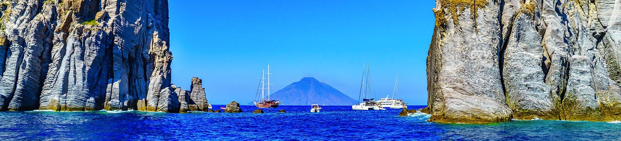 Voyage Stromboli
