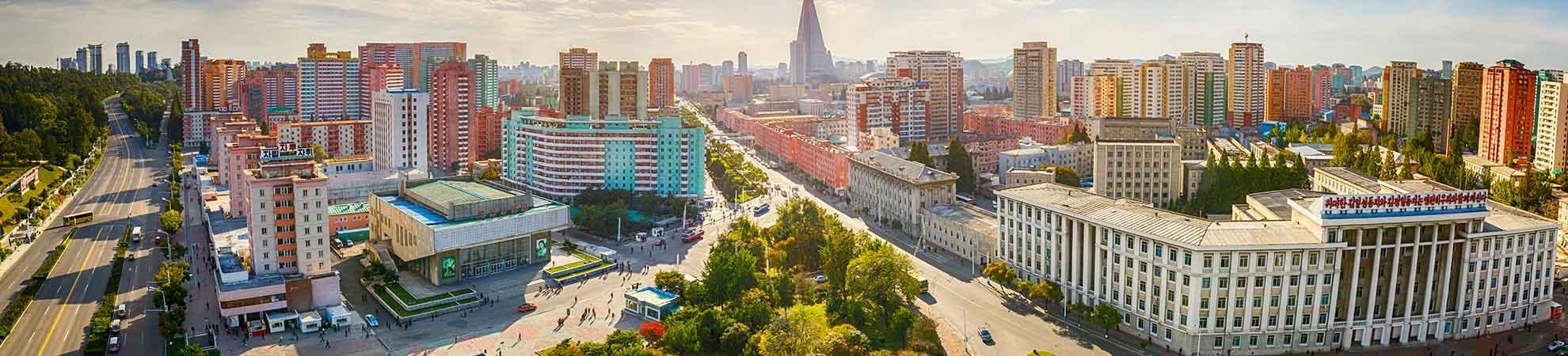 Fiche pays Corée du Nord