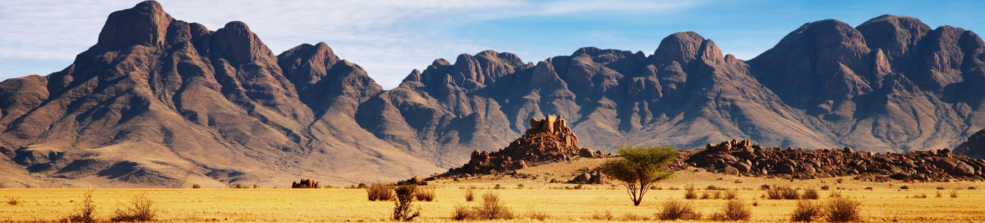 Voyage Désert de Namib