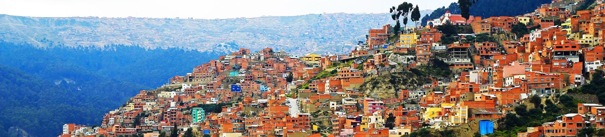 Voyage La Paz