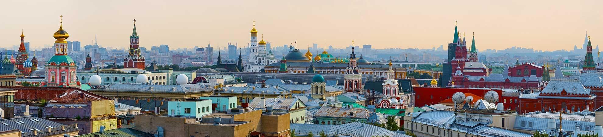 Toutes nos activités en Russie