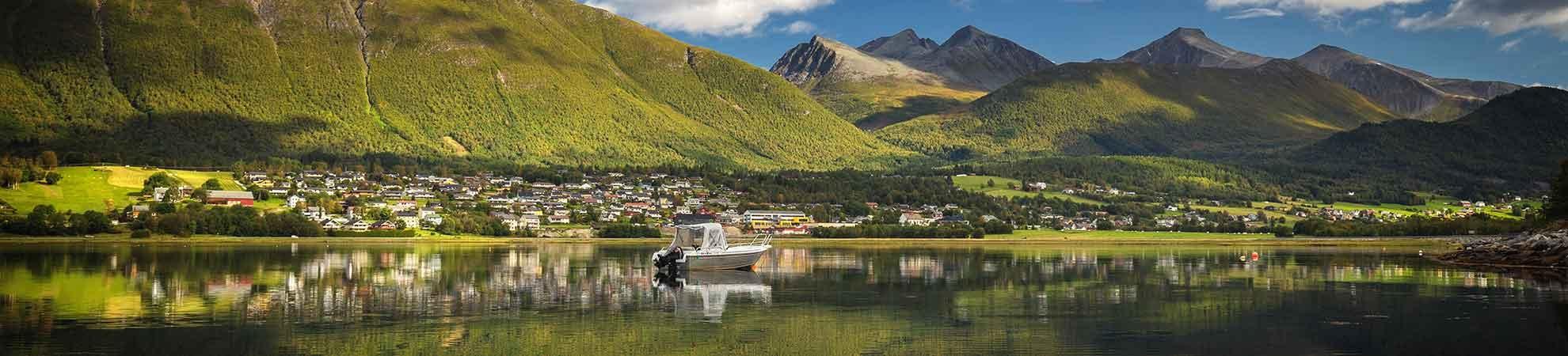 Voyage Isfjorden